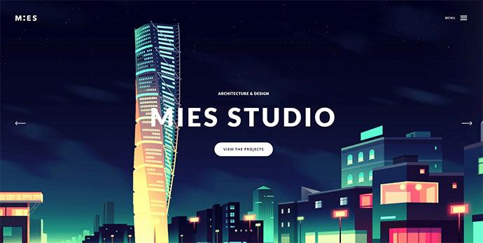 Mies homepage