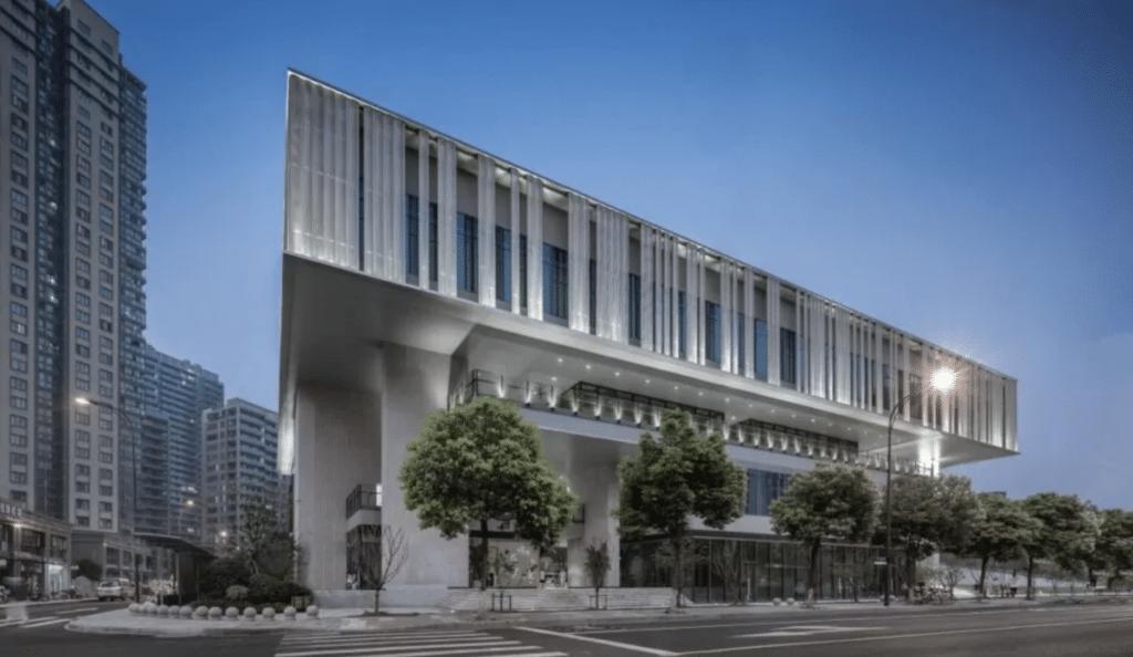 Hangzhou Canal Culture & Art Centre
