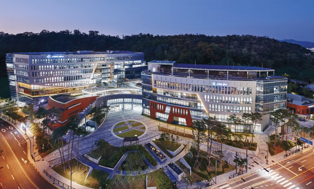 Pangyo Techno Valley Startup Campus