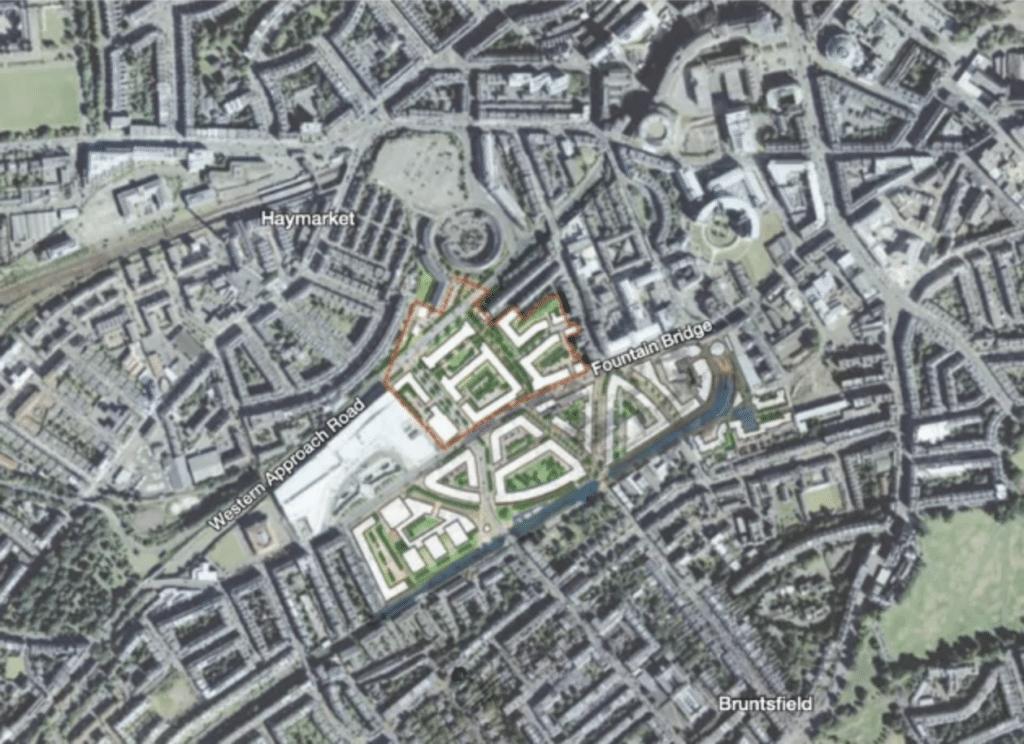 designated area fro development