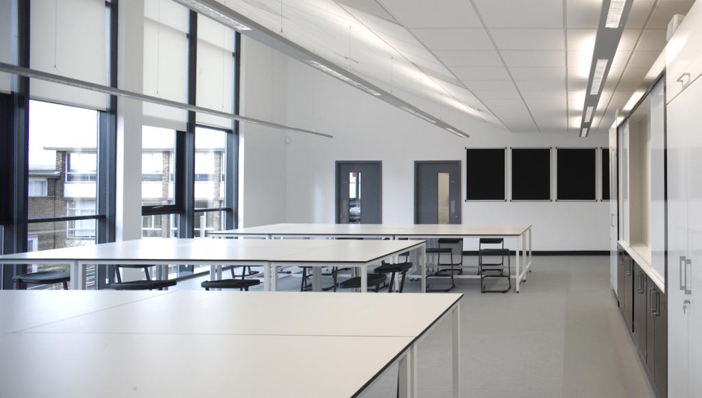 Southlands High School in Chorley, Lancashire