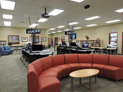 modern school environment