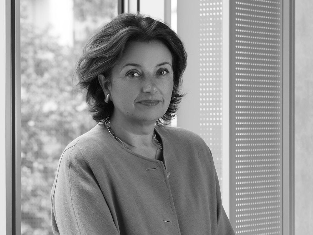 Joanna Bacon managing partner at Allies and Morrison
