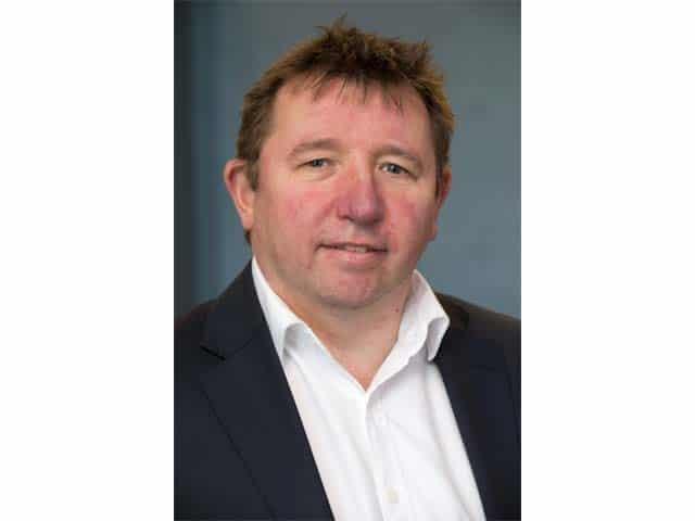 Mark Thompson Managing Director of Ryder