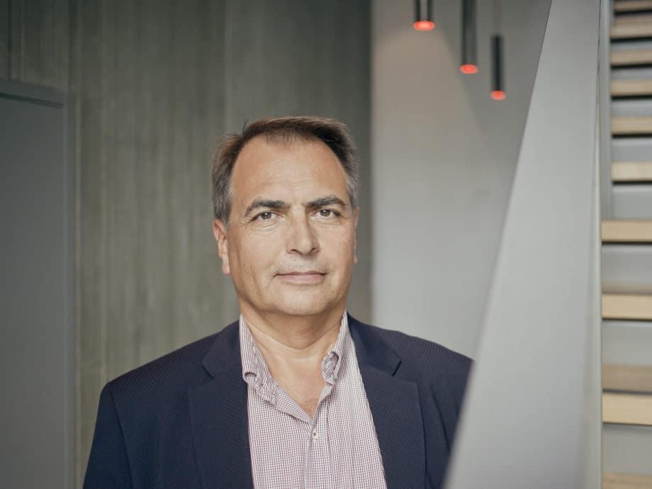 Olivier de la Barre president of AIA