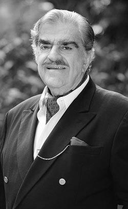Jose Manuel Gomez Vasquez Aldana founder of Gomez Vasquez International