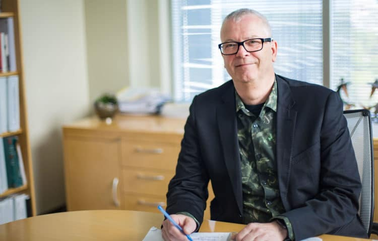Brian Gerstmar President and CEO of NORR