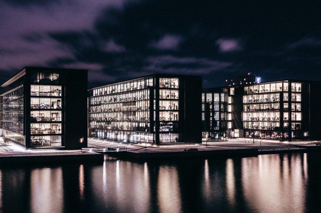Danish architectural landscape