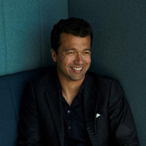 Dariush Rezai CEO of Sweco