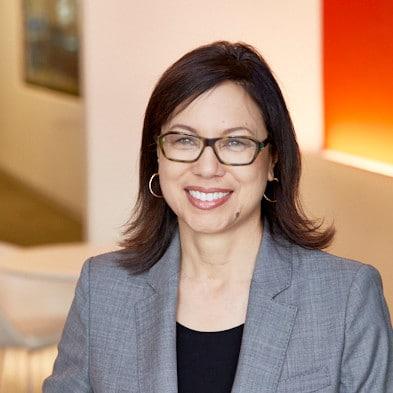 Diane Hoskins co-CEO Gensler