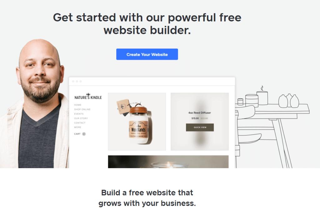 website builder weebly website