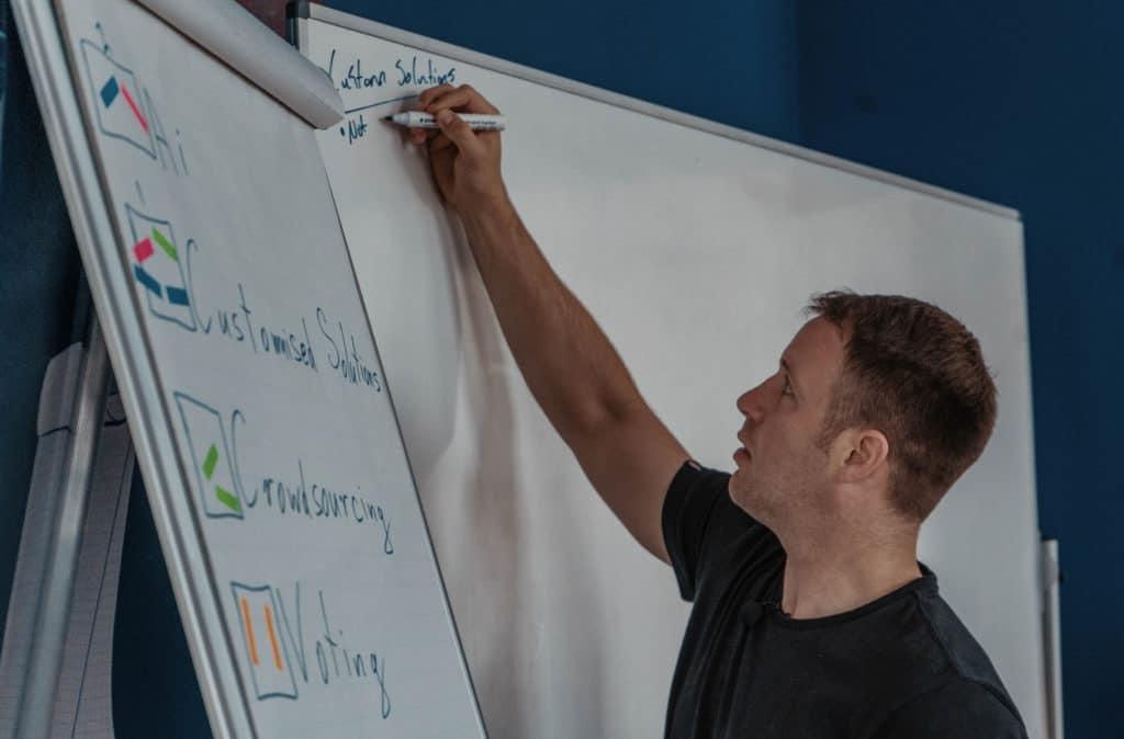 growth hacker taylor ryan workshop in copenhagen