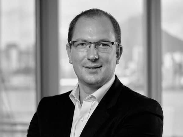 Tom Cartledge CEO of Benoy
