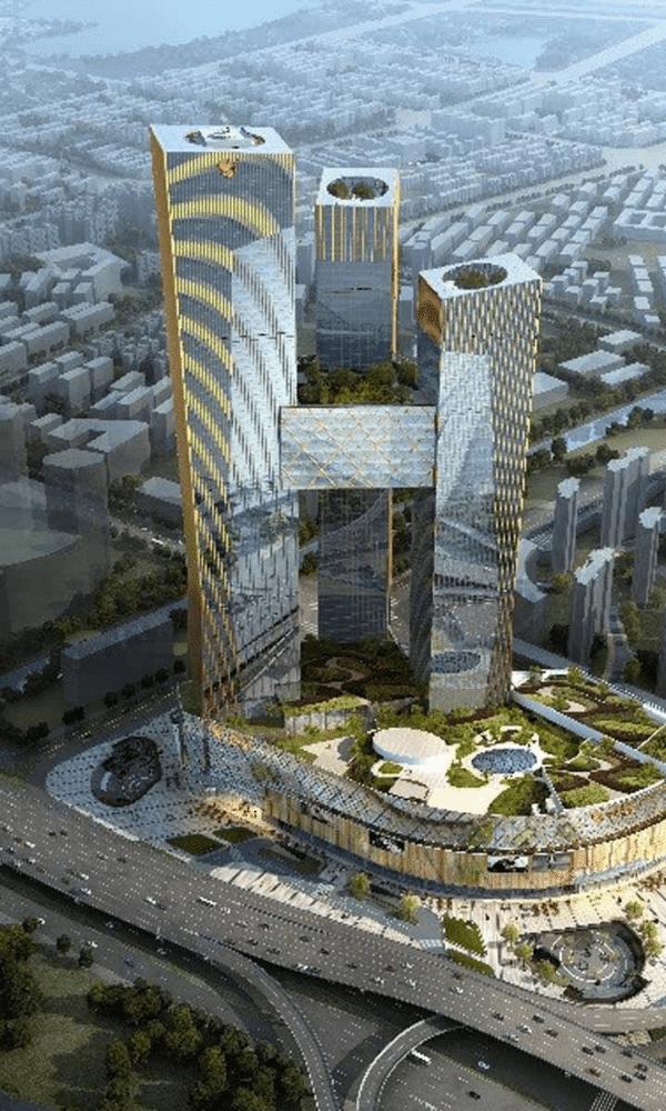 Golden Eagle Tiandi Tower B