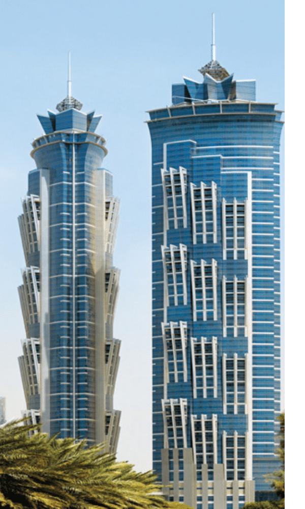 JW Marriott Marquis Hotel Dubai Tower 1