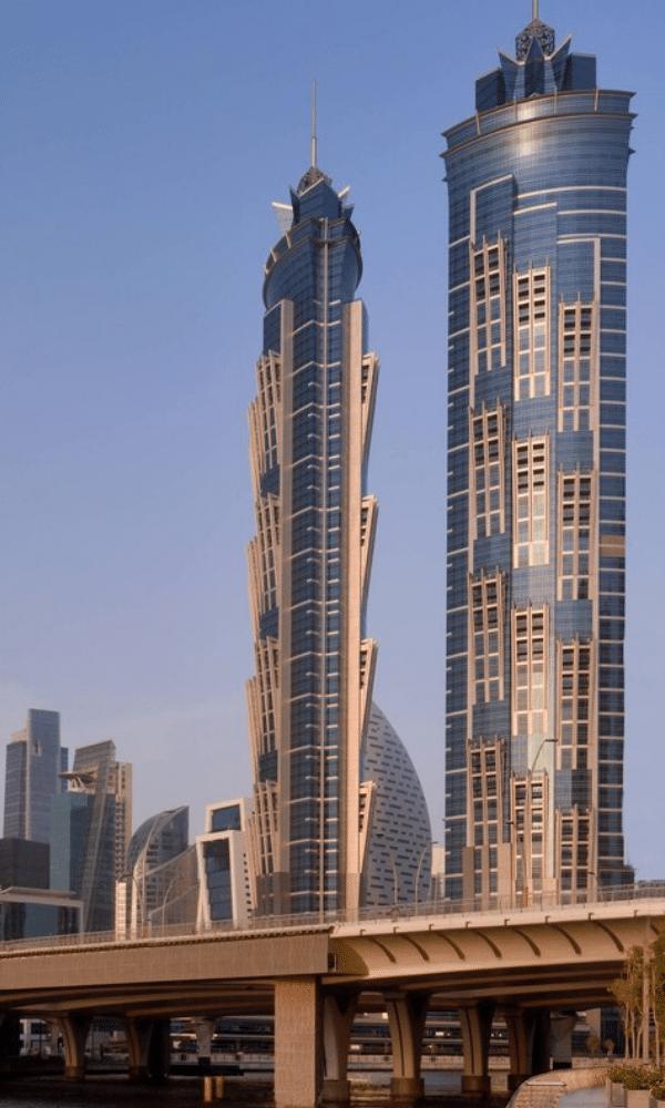 JW Marriott Marquis Hotel Dubai Tower 2