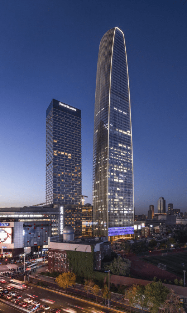 Tianjin Modern City Office Tower