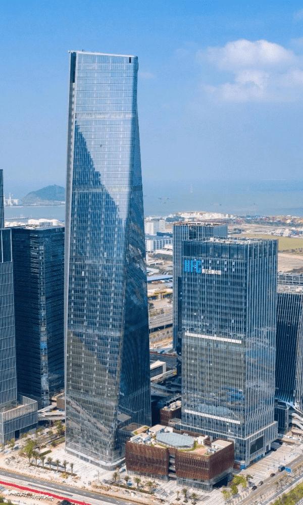 Shimao Qianhai Project Tower 1