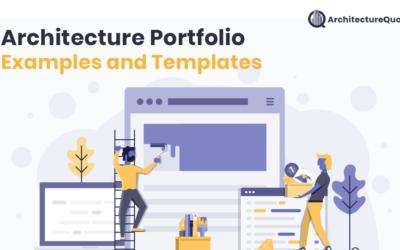 Architecture Portfolio: Examples and Templates