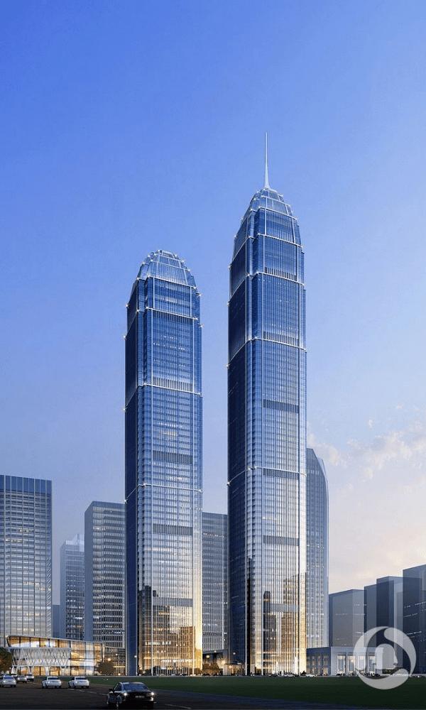 Guiyang International Financial Center T1