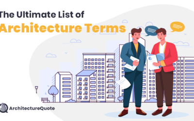 Ultimate List of Architecture Terms